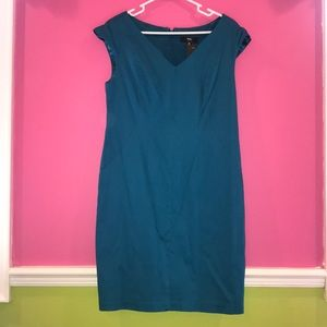 Blue Mossimo Dress. Perfect for work! NWT.